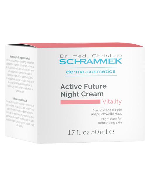 Active Future naktinis kremas