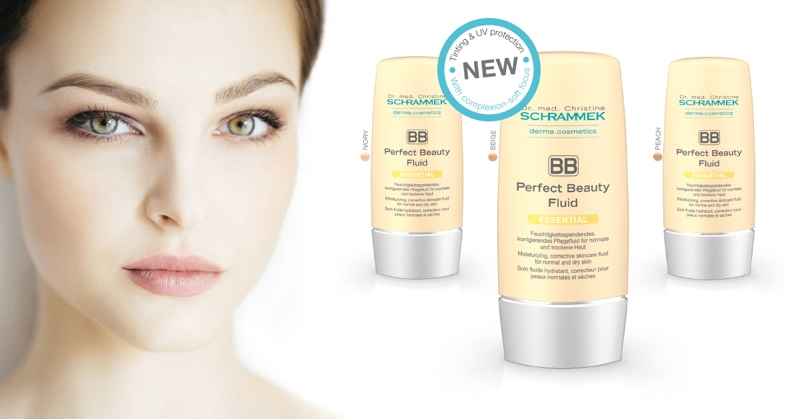 Blemish Balm Perfect Beauty fluidas - Peach