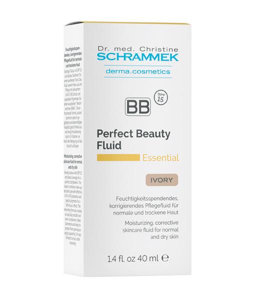 Blemish Balm Perfect Beauty fluidas - Ivory