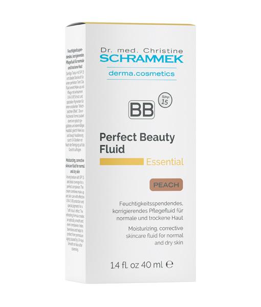 Blemish Balm Perfect Beauty fluidas - Peach