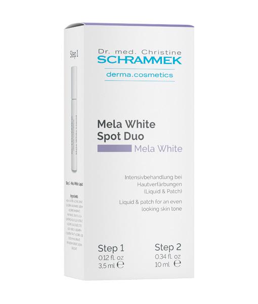 Mela White Spot Duo priemonė